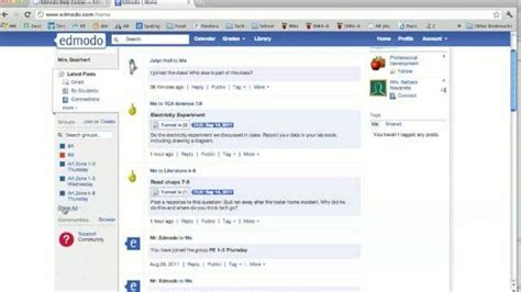 edmodo app tutorial edmodo teacher tutorial on vimeo