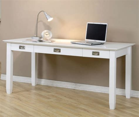 white writing desk contemporary desks and hutches by