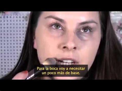 imagenes mujeres golpeadas por hombres este video sobre maquillaje para mujeres maltratadas fue