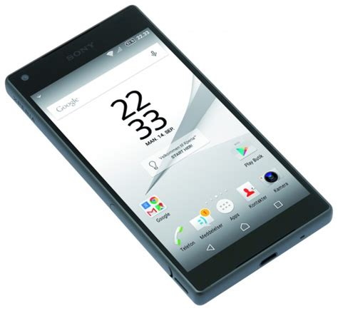 Hp Sony Z5 Compact sony xperia z5 compact review a small flagship