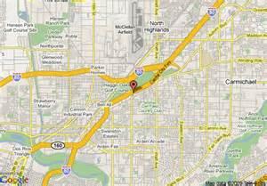 map of sacramento california and surrounding cities capitol city hotel cal expo sacramento deals see hotel
