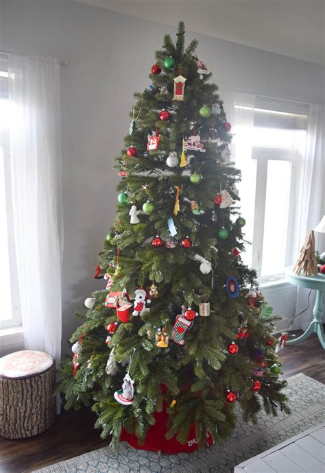 no christmas tree this year home tour combining diy traditional and whimsical our house now a home
