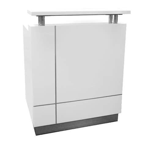 Mini Reception Desk Mini Reception Counter Desk Ikcon