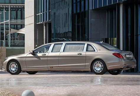2016 mercedes maybach s 600 pullman specifications