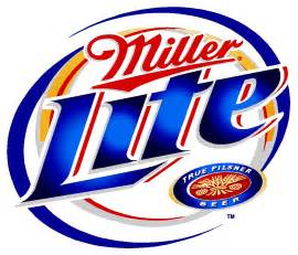 miller light logo a manly american pastime cheap yard return to