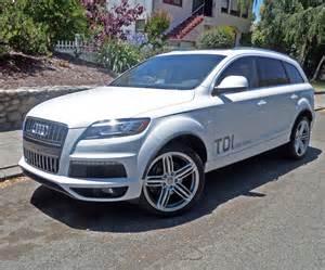 Audi Q7 Test Drive 2014 Audi Q7 Tdi Test Drive Nikjmiles