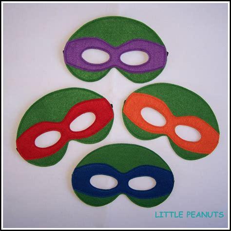 Mask Tmt Turtle Isi4 mask mutant turtles felt