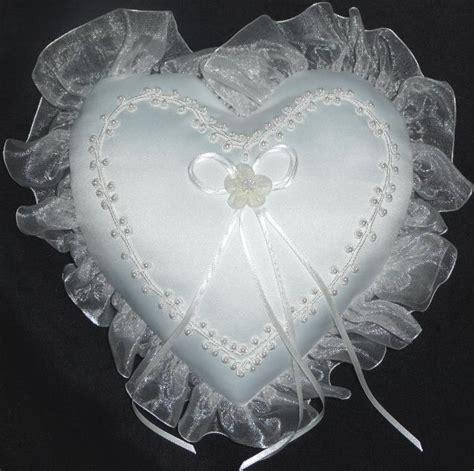 Shaped Ring Bearer Pillow shaped ring bearer pillow