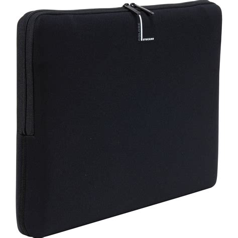 tucano colore laptop sleeve for many 10 11 1 quot bfc1011 b h