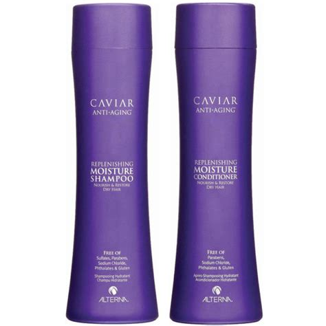 Caviar Sho And Conditioner alterna caviar seasilk moisture shoo and conditioner
