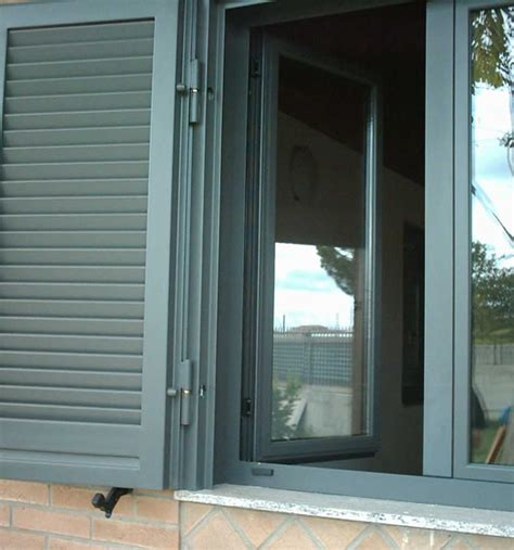 persiane in alluminio blindate persiane in alluminio pvc legno e persiane blindate in