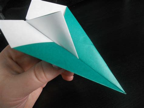 simple origami airplane how to make a simple paper airplane