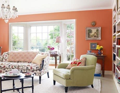 bold color choices coral and for your doylestown