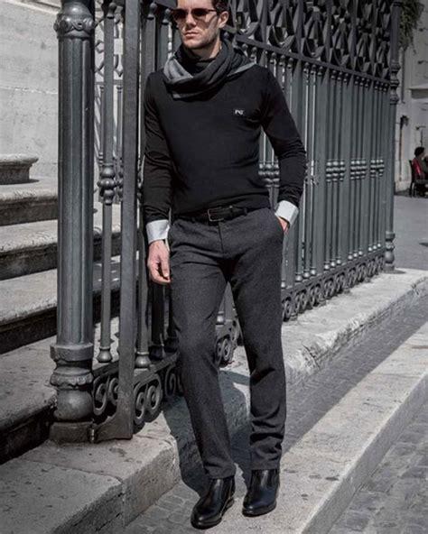 abbigliamento uomo nero giardini nero giardini uomo autunno inverno 2017 idea di casa