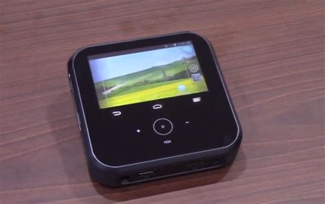 Zte Projector Hotspot on with zte s projector hotspot at ces 2014 talkandroid