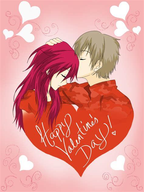 drawing valentines happy valentines day by inasaori on deviantart