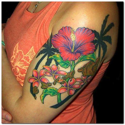 tattoo hibiscus arm hibiscus tattoo images designs