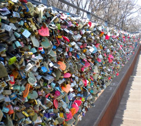 images of love locks locks of love urban padlock monuments to commitment