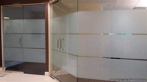 Fabric Or Vinyl Shower Curtain Office Frosted Film Asro Singapore For Best Office And