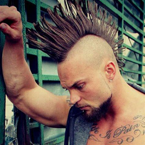 new age mohawk hairstyle 30 mohawk hairstyles for men men s hairstyles haircuts