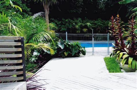 resort style haven garden design case study