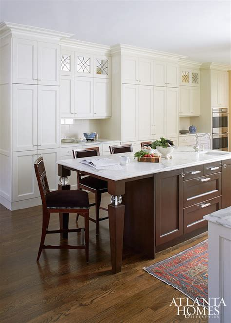 white marble kitchen island brown kitchen island with white marble top traditional