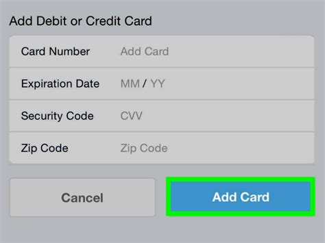 can i make payment using debit card how to add a debit card to venmo 14 steps with pictures