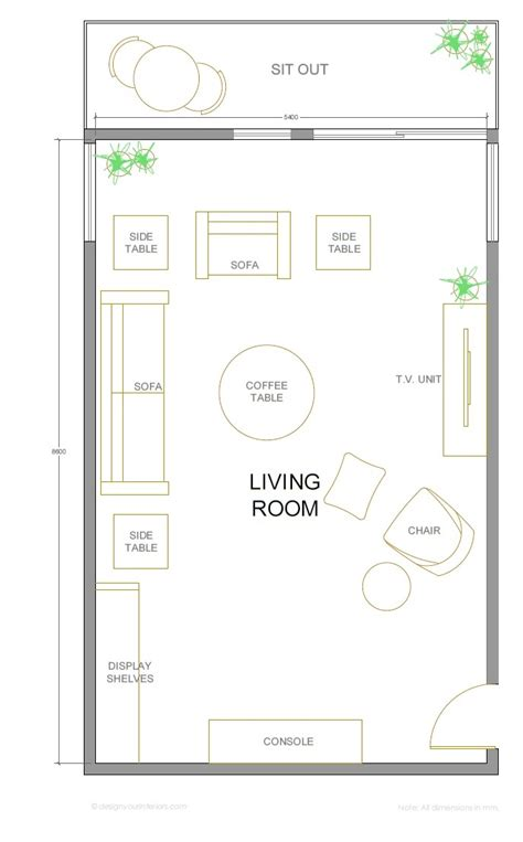 Living Room Layout Design | living room layout living room design layout ideas for