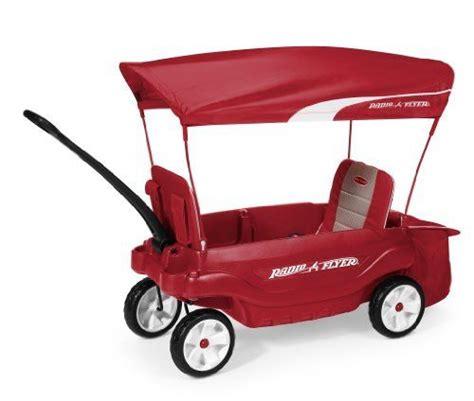 radio flyer the ultimate comfort wagon radio flyer the ultimate comfort wagon red by radio flyer