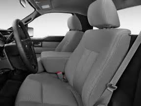 Ford F150 Seats 2013 Ford F 150 Front Seats Interior Photo Automotive