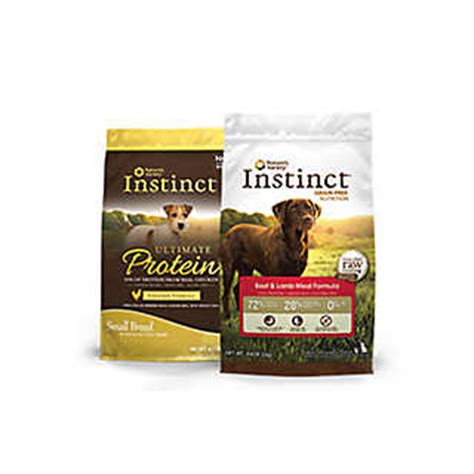 instinct puppy food instinct 174 food from nature s variety 174 petsmart
