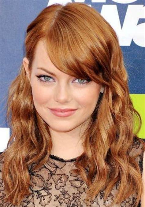 2016 emma stone hair color trends 60 best auburn hair color ideas light dark medium shades