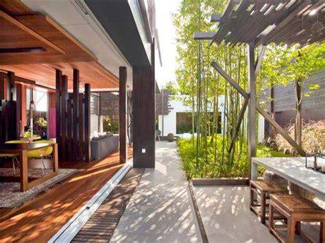 modern contemporary outdoor design ideas