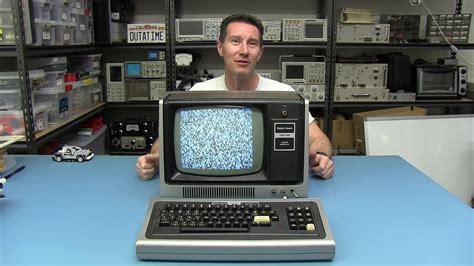 trs like us eevblog 645 trs 80 model i retro computer teardown