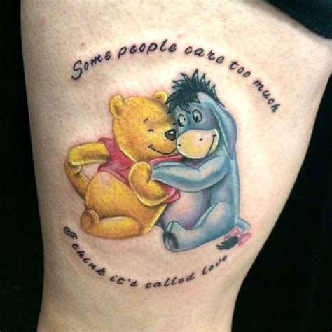 what color is winnie the pooh ryanspencer pooh winnie the pooh color tattoos bright