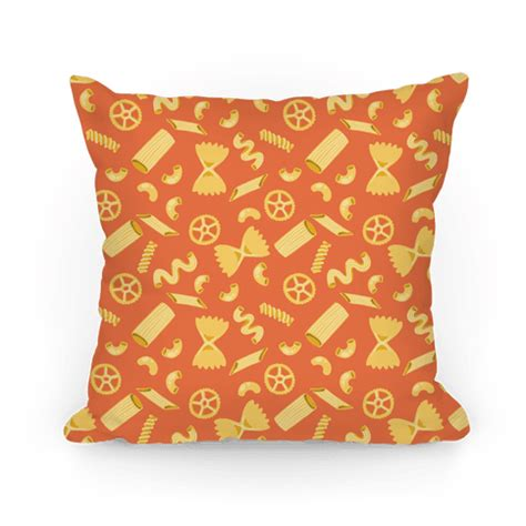 Noodle Pillow by Noodle Pattern Pillows Human