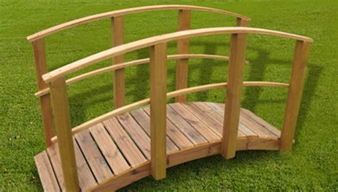 small wooden bridge arched footbridge plans good how to build a garden bridge quarto homes with arched footbridge