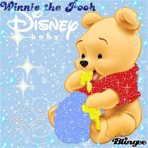 imagenes de winnie the pooh baby baby winnie the pooh picture 127577670 blingee com