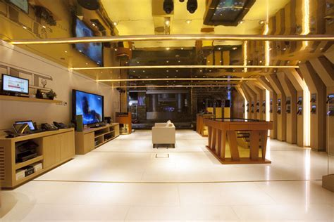 PCCW HKT flagship store by Clifton Leung Design Workshop