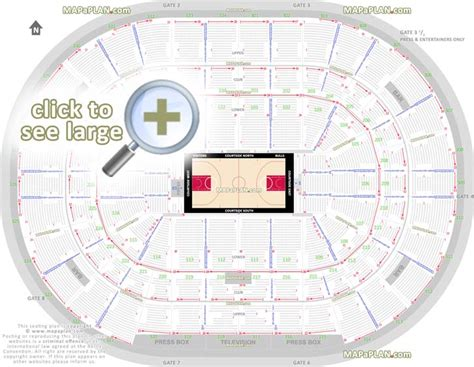 united seating chart united center bulls seating chart rows chicago bulls