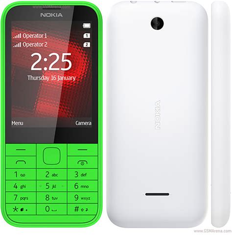 Hp Nokia 225 Terkini nokia 225 dual sim pictures official photos