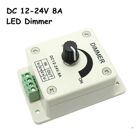 Led Dimmer by Aliexpress Buy Free Shipping Dc12 24v Led Dimmer