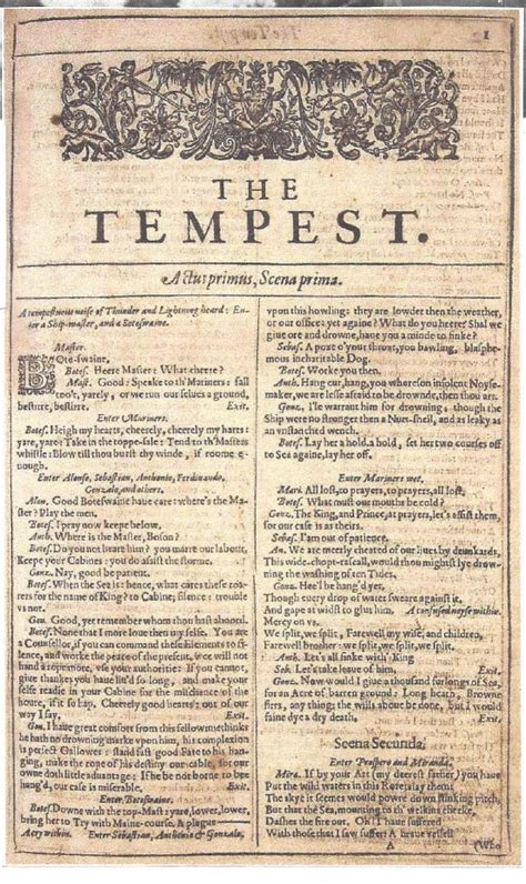 Critical Essays On Shakespeare S by Critical Essays The Tempest