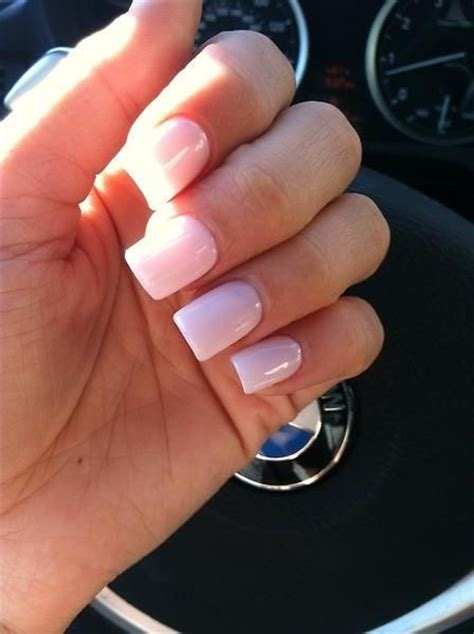 Light Pink Acrylic Nails by Acrylic Nails Light Pink Nails Colors