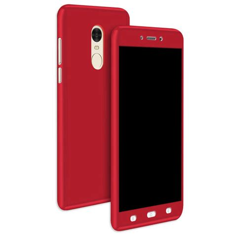 Redmi Note 4 Ipaky 360 Tempred Glass ipaky 360 176 protection front back cover for