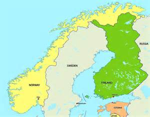 Northern Europe Map by Map Of Europe Norway Bing Images