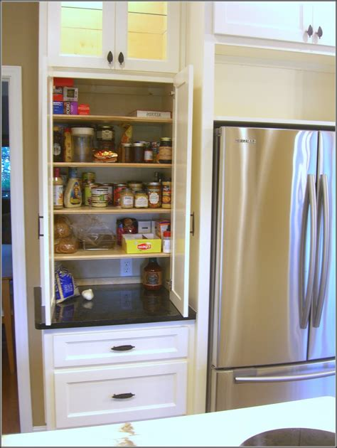 Kitchen Pantry Cabinet Ideas by Small Kitchen Pantry Cabinet Ideas Home Design Ideas