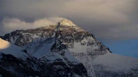 mount everest north face base camp in tibet youtube