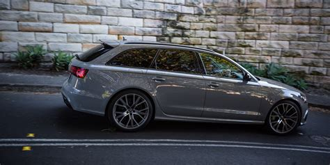 audi rs avant performance review caradvice