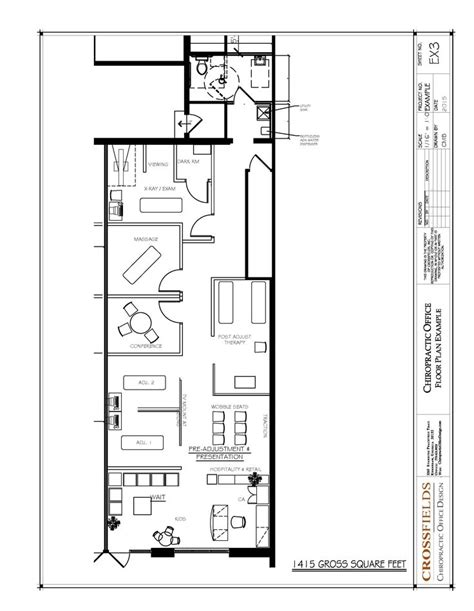 exle of chiropractic office floor plan multi doctor 11 best chiropractic floor plans images on pinterest
